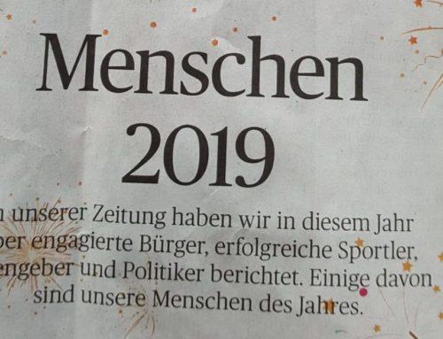 Auszeichnung Menschen 2019